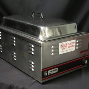 Chafer  Dish Electric 8qt./lid