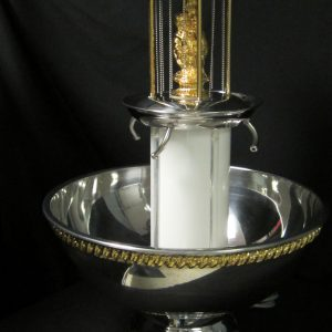 Fountain  Champagne Silver/Gold  4gal