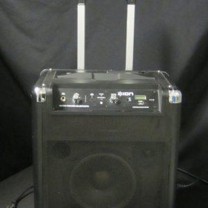 PA 20 watt blue tooth/sound s