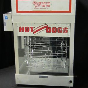 Machine Hot Dog 64 dogs