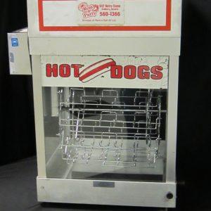 Machine Hot Dog 64 dogs