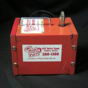 Misc Balloon Blower Electric