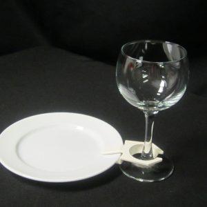Glass Wine clip