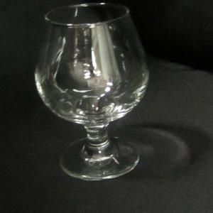 Glass Brandy Snifter 12 oz