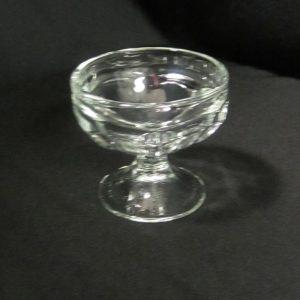 Glass Sundae Cups