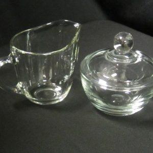 Glassware Bowl Sugar