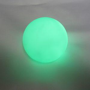 Led orb rainbow 2.25