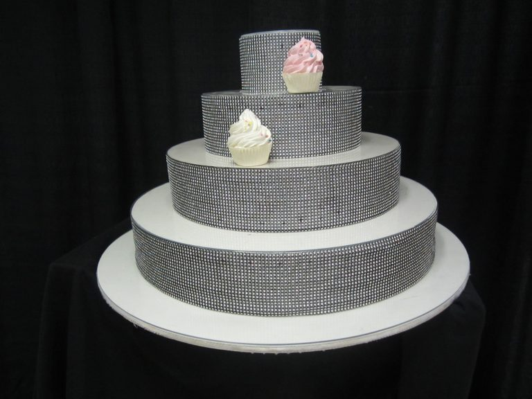 Cup Cake Stand (round)
