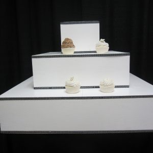 Cup Cake Stand (square)