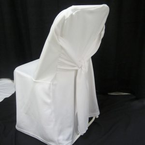 Chair Cover  Folding C/W Tie