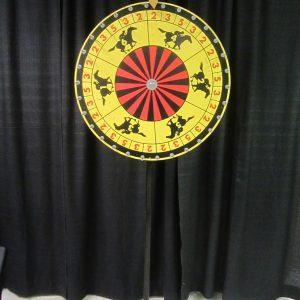 Wheel Horse Race
