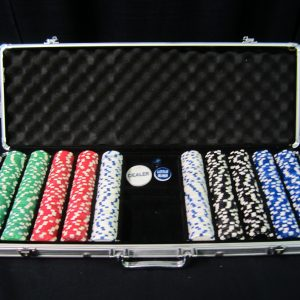 Poker Chips/Clay/100