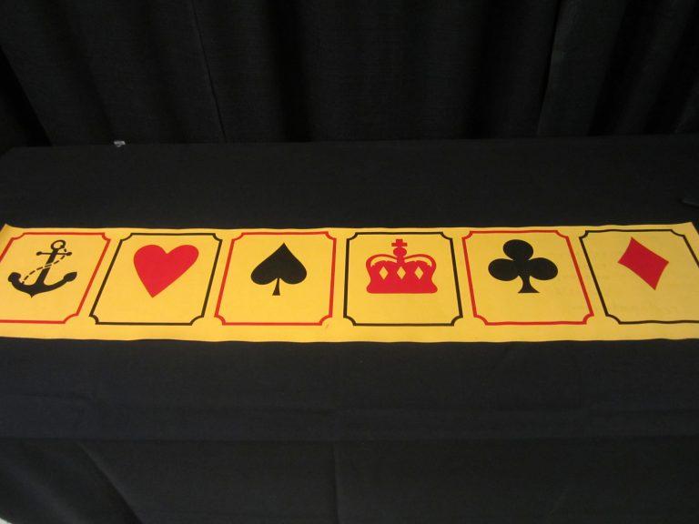 Crown/Anchor Mat