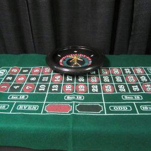 Wheel Roulette  & Mat