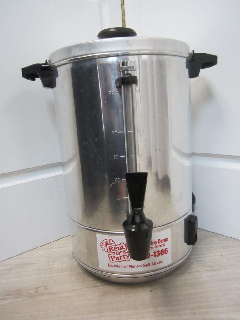 55 cup coffee urn
